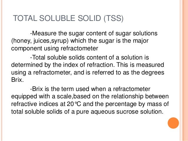 relationship refractive index and density sucrose solution hypertonic