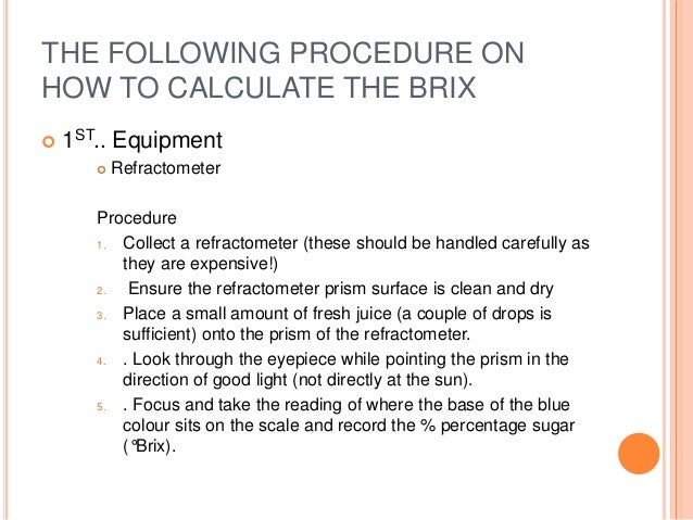 how to find refractive index