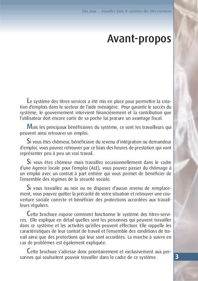 Titres services 2010 fr2 Slide 3