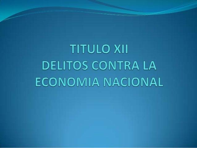 CAPITULO I  DELITOS      CONTRA       LA    SEGURIDAD        DE    LA    ECONOMIA ARTICULO 372. El que divulgue por la pr...