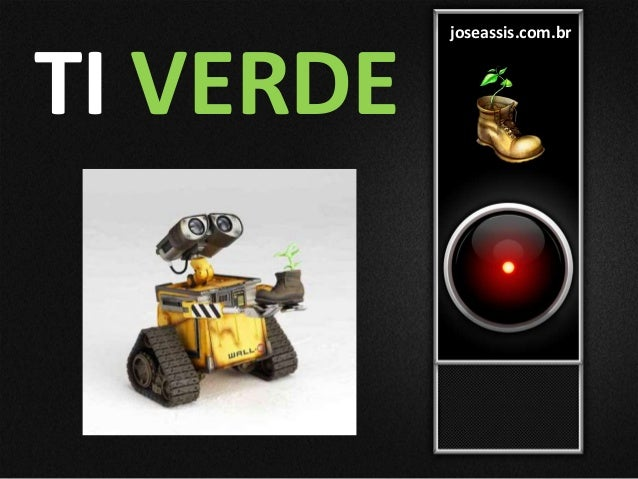 joseassis.com.br TI VERDE