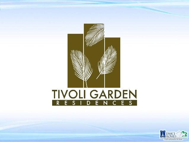 "For Further Details Regarding Tivoli Garden Residences Please Contact: Josielou ""Jocel"" M Victorino Mobile: +63917.3985507..."