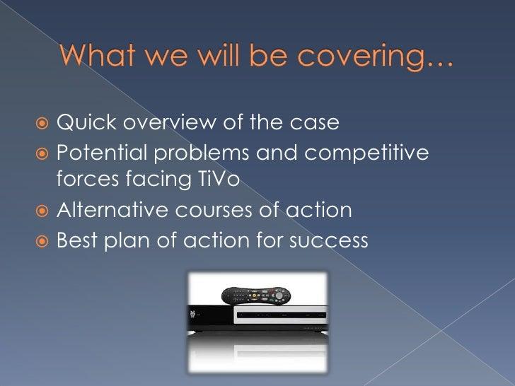 TiVo 2007: DVRs and Beyond Harvard Business Case