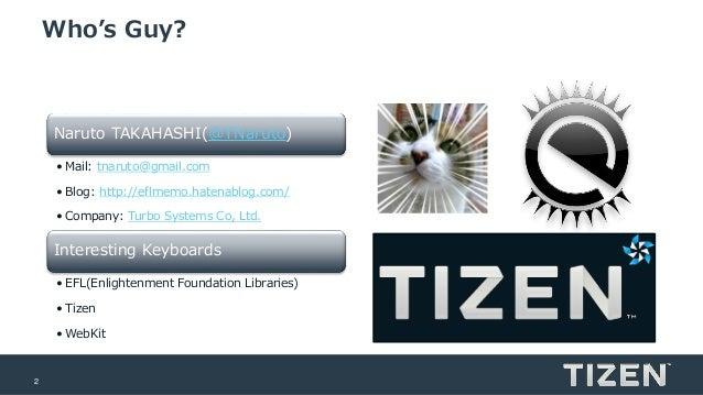 Tizen の未来と可能性 Slide 2
