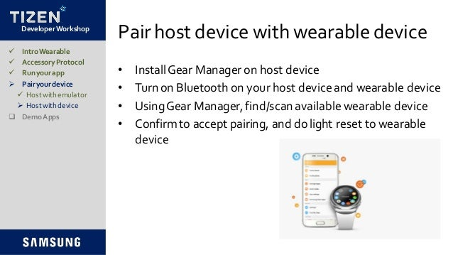 Samsung Indonesia: Tizen Wearables