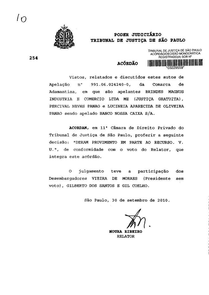 /? .s,f*                           PODER JUDICIÁRIO  vá-  ,*,                  TRIBUNAL DE JUSTIÇA DE SÃO PAULO       -*  ...