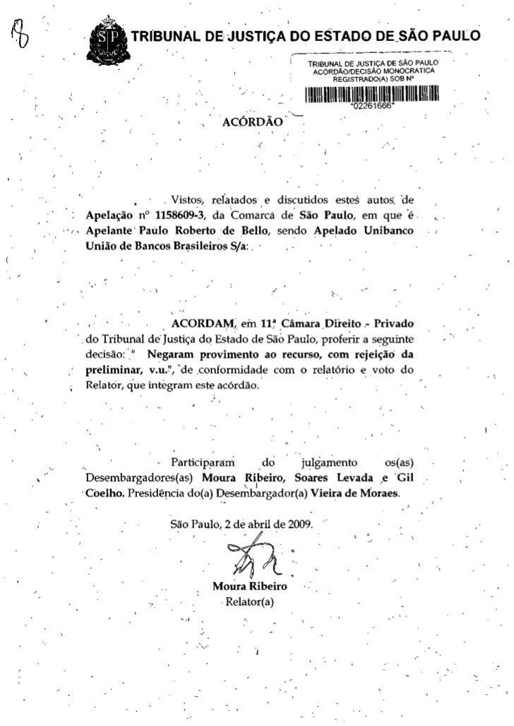 TRIBUNAL DE JUSTIÇA DO ESTADO DE SÃO PAULO                                              i       TRIBUNAL DE JUSTIÇA DE SÃO...