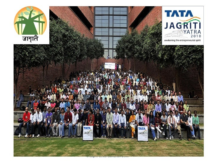 """Awakening the Youth of """"Middle India"""" • Tata Jagriti Yatra targets youth of              INCLUSIVE GROWTH:                ..."""
