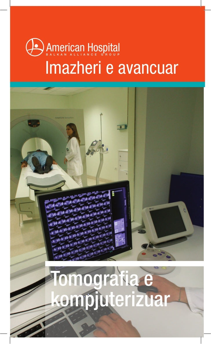 Tomografia ekompjuterizuar                 1