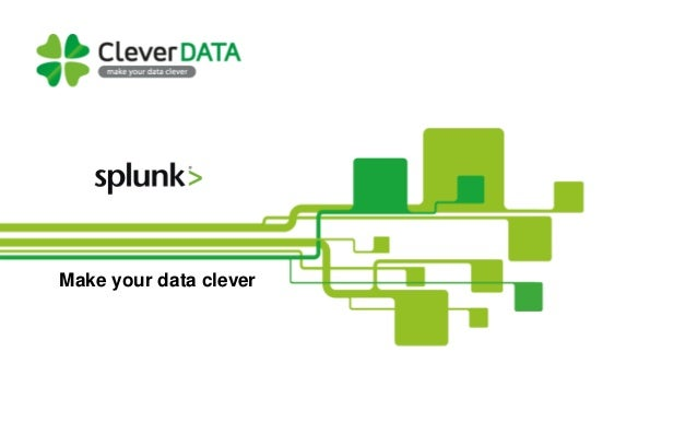 Make your data clever