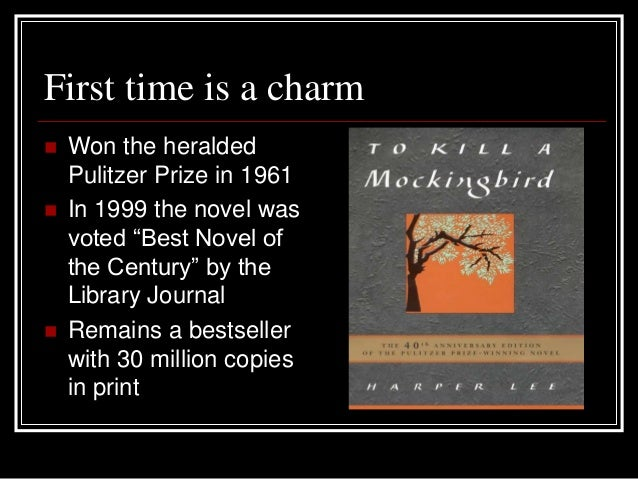 the theme of social classification and racism in to kill a mockingbird a novel by harper lee To kill a mockingbird movie  harper lee's pulitzer prize-winning autobiographical novel was translated to film in 1962 by horton foote and the producer.
