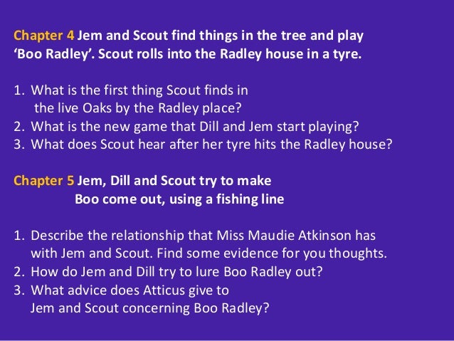quotes from to kill a mockingbird that describe scout