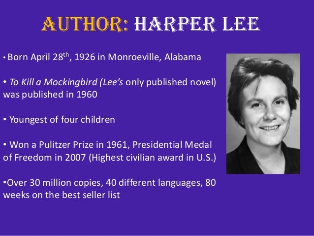 Harper Lee and 'To Kill a Mockingbird': Read TIME's ...
