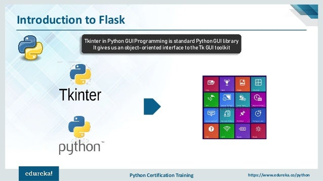 Tkinter Python Tutorial | Python GUI Programming Using