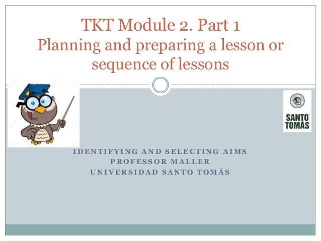 Tkt module 2.