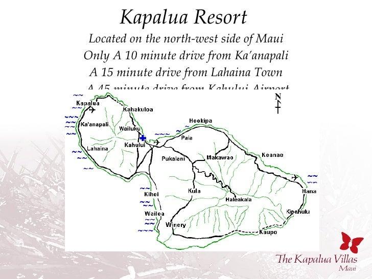 Kapalua Resort PPT