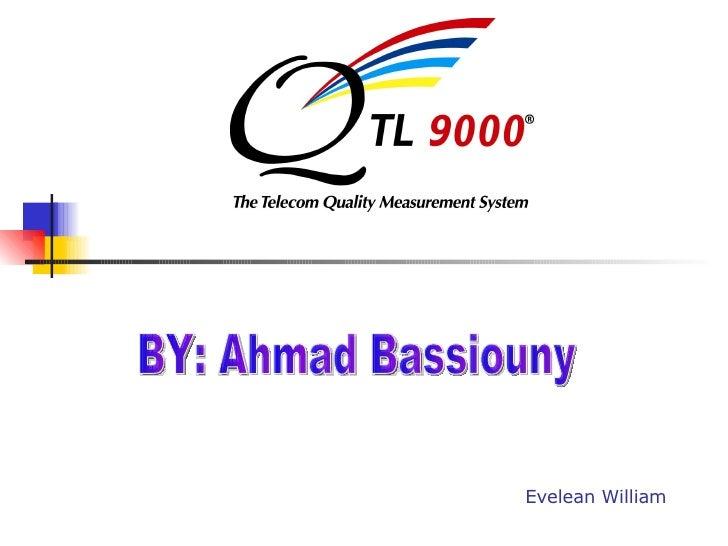 Evelean William BY: Ahmad Bassiouny