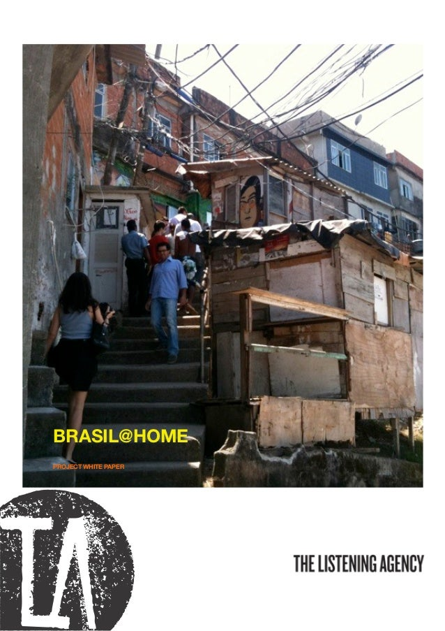 BRASIL@HOMEPROJECT WHITE PAPER