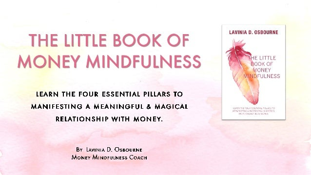 The Little Book of Money Mindfulness Sample Chapter