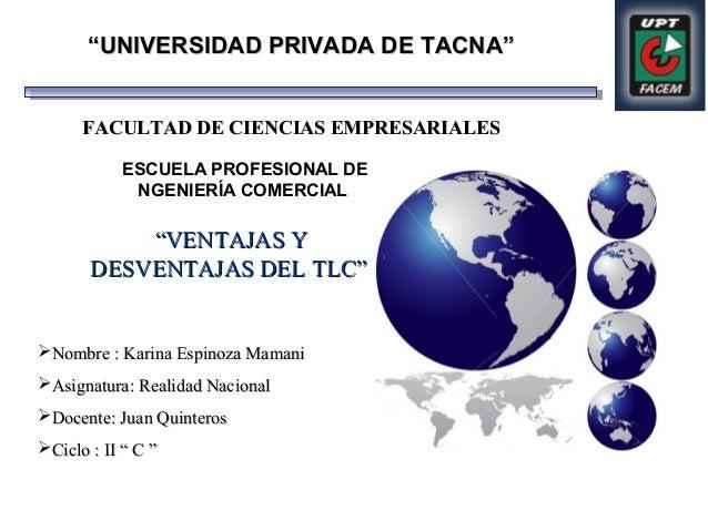"""TEMA: DOCENTE: Juan Quinteros FACULTAD DE CIENCIAS EMPRESARIALESFACULTAD DE CIENCIAS EMPRESARIALES """"""""VENTAJAS YVENTAJAS Y ..."""