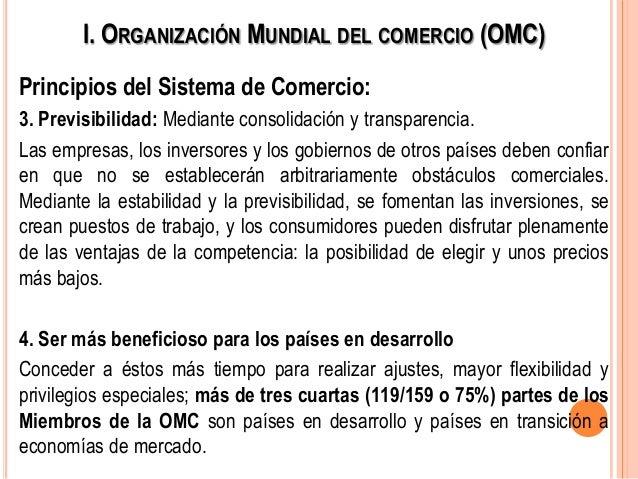 10 Ventajas Del Sistema de La OMC   Organización de Comercio Mundial   Proteccionismo