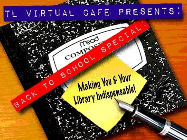 Back to School Special: Making You & Your Library Indispensable