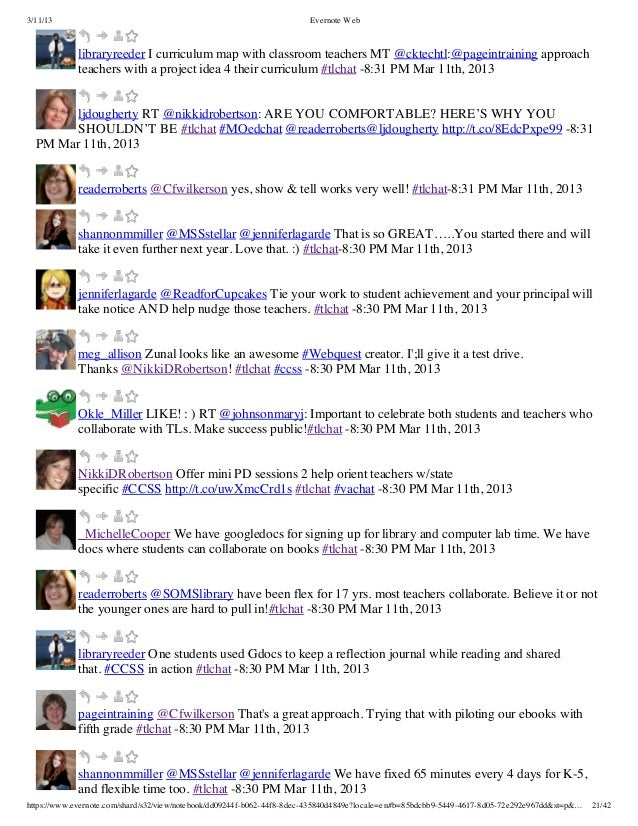 Tl chat 3 11 2013 31113 evernote web libraryreeder i curriculum map with classroom teachers mt cktechtlpageintraining approach teachers with a project idea 4 their freerunsca Images