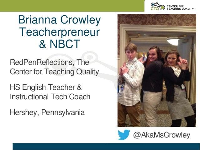 Designing Systemic Change: Teachers Leading  Slide 2