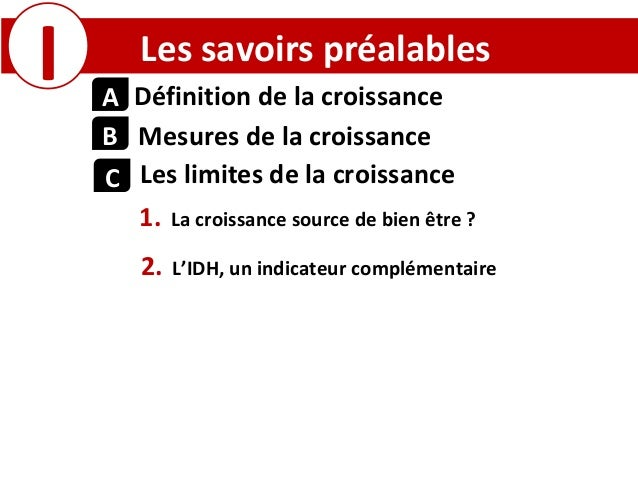dissertation sources limites croissance economique Quelles sont les sources de la croissance economique 1 la mesure de la croissance économique 112 des limites nombreuses.
