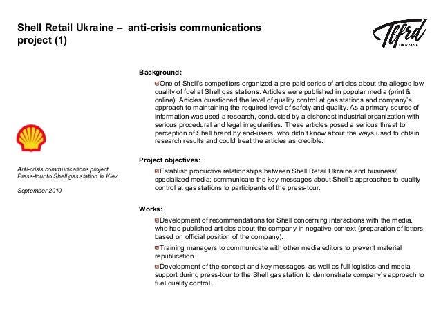 TLFRD Ukraine, Portfolio (Eng)