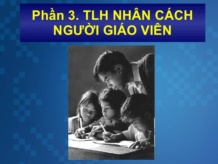 Tlh Nhan Cach Nguoi Gv Slide 2