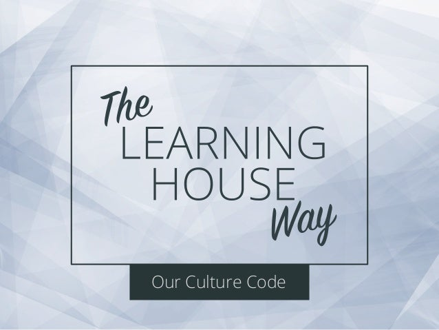 Our Culture Code