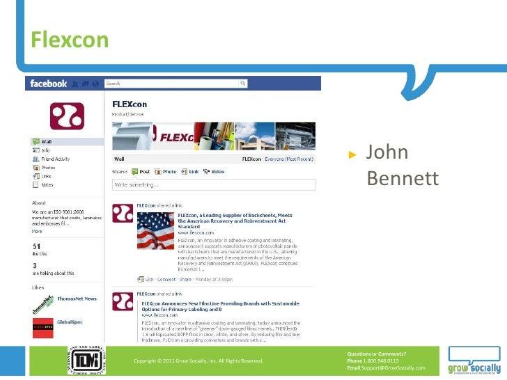 Flexcon                                                                      ►      John                                  ...