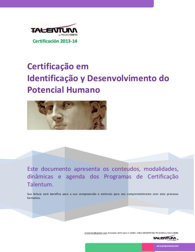 crisoneto@gmail.com Arenales 1631 piso 1 CABA 1061 ARGENTINA PH (54911) 5515 8080 ® wwwwww..pprroojjeeccttoonneettoo..ccoo...