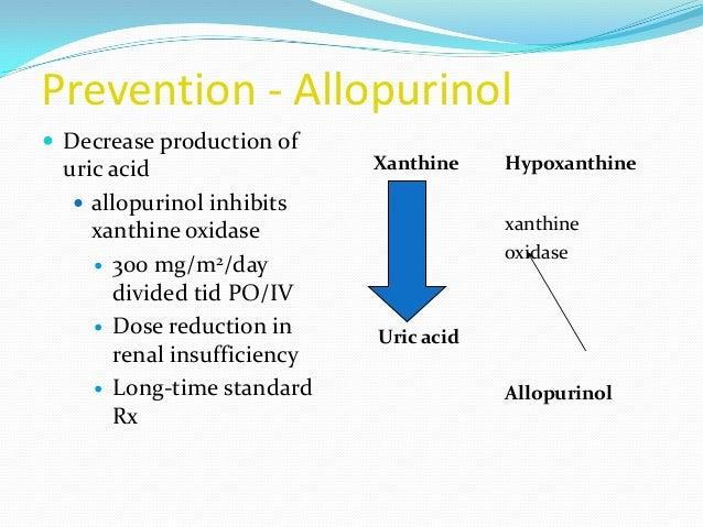 Allopurinol Dosage Guide with Precautions - Drugs.com