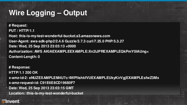 Mastering the AWS SDK for PHP (TLS306) | AWS re:Invent 2013