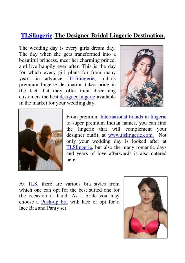 6bf7ac5712d Tl slingerie the designer bridal lingerie destination