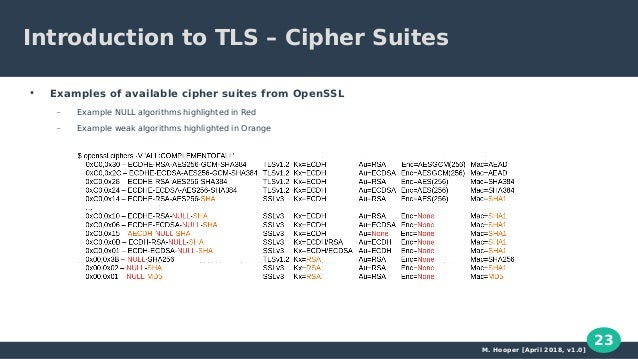 "Why ""It's over TLS"" is not good enough"
