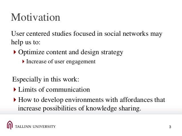 presentation at QQML 2013 Slide 3