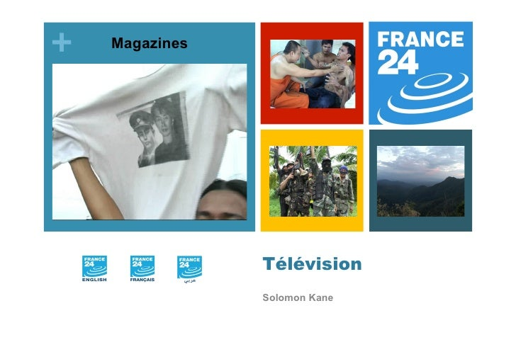 +   Magazines                     Télévision                 Solomon Kane
