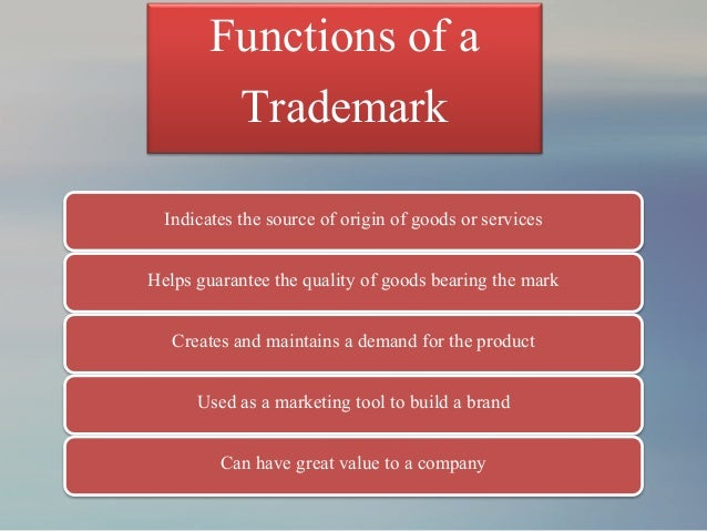 Trademark What Is Trademark What All Can Be Trademarked