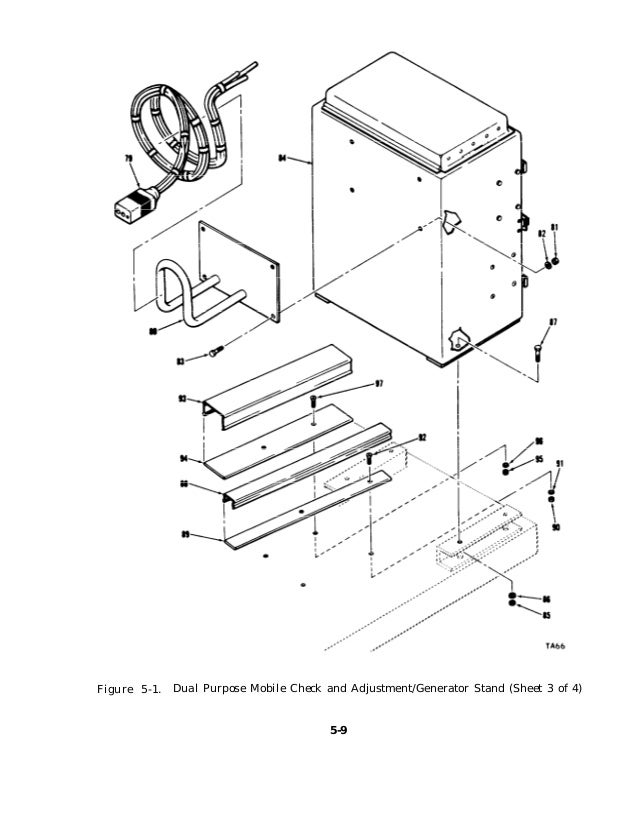 Dual Purpose Generator Set Maintenance Manual