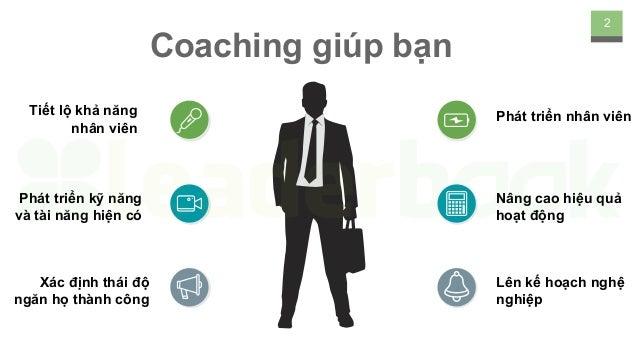 [Leaderbook] Để phát triển nhân tài với Coaching Slide 2