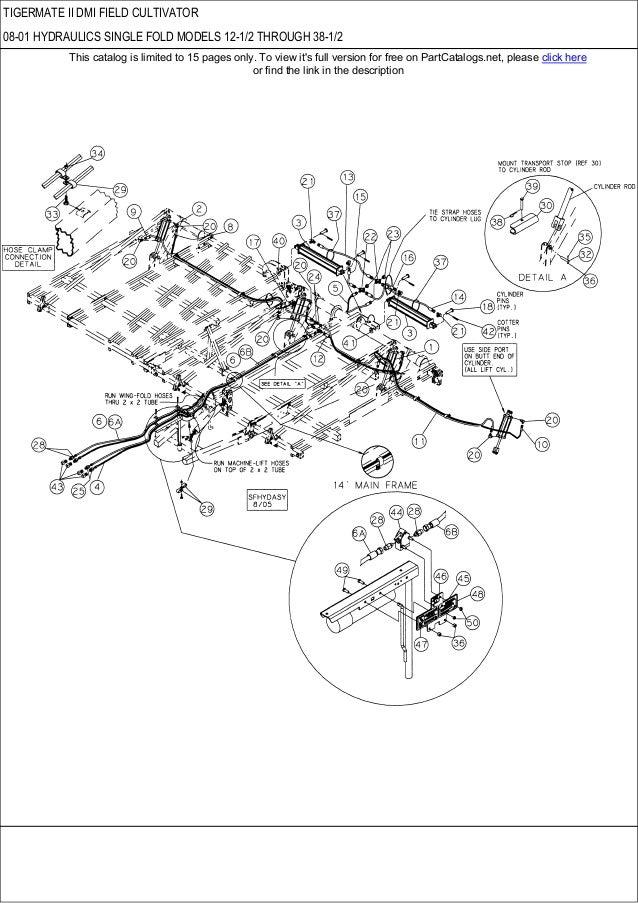 craftsman mini tiller diagram