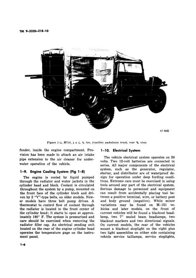 TM 9-2320-218-10 March 68