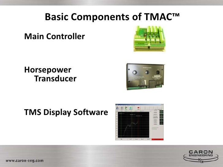 TMAC System Slide 3