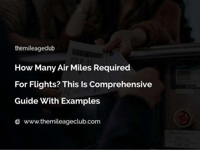 Air Mileage Calculator >> Your Own Personal Air Miles Calculator