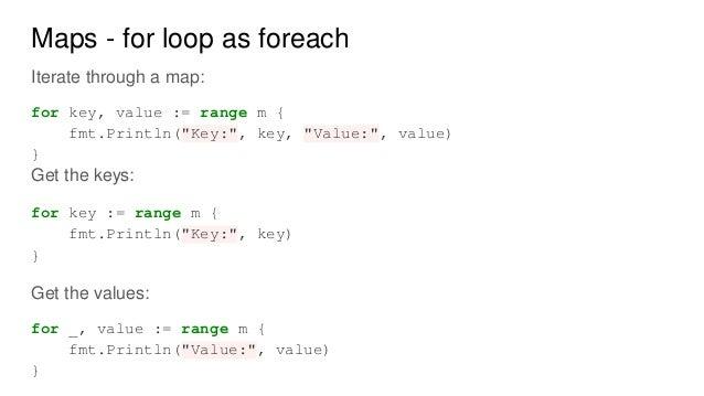 Golang basics for Java developers - Part 1 on