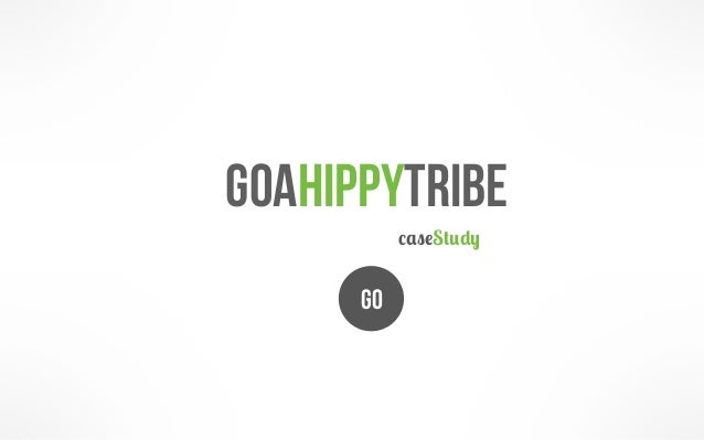 GoaHippyTribe           caseStudy      GO