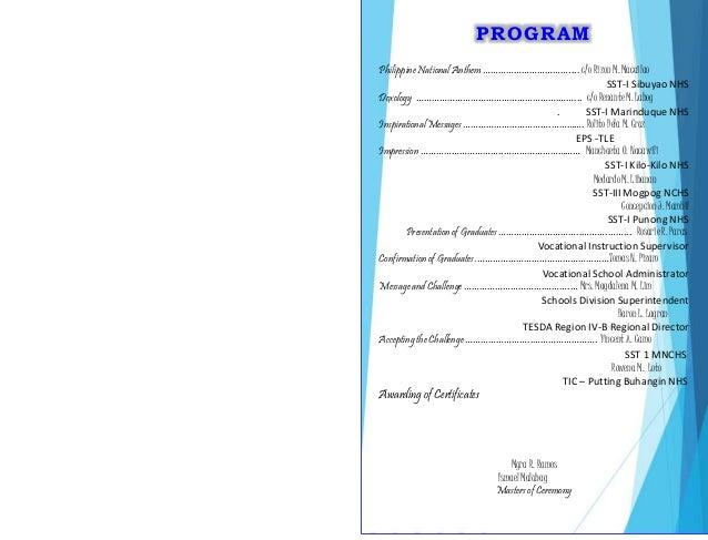 Trainers Methodology graduation program